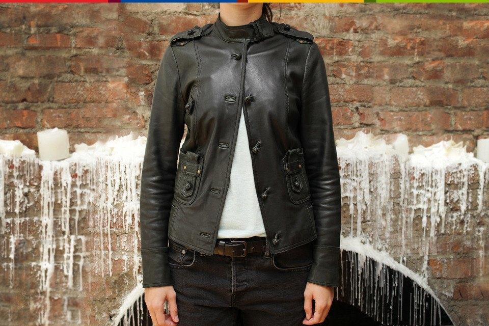Число Пи: Нью-Йоркский стилист и ее коллекция пиджаков. Изображение № 14.