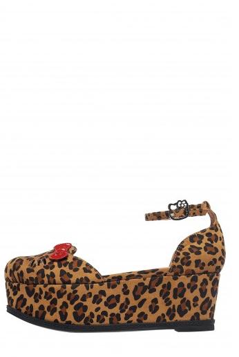 Jeffrey Campbell посвятили коллекцию обуви Hello Kitty. Изображение № 8.