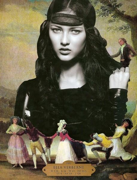 Композитки пяти модельных агентств к Нью-Йоркской неделе моды. Изображение № 88.