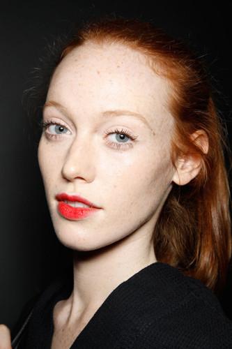 Фантастическая миссис Фокс: 8 моделей с рыжими волосами. Изображение № 40.