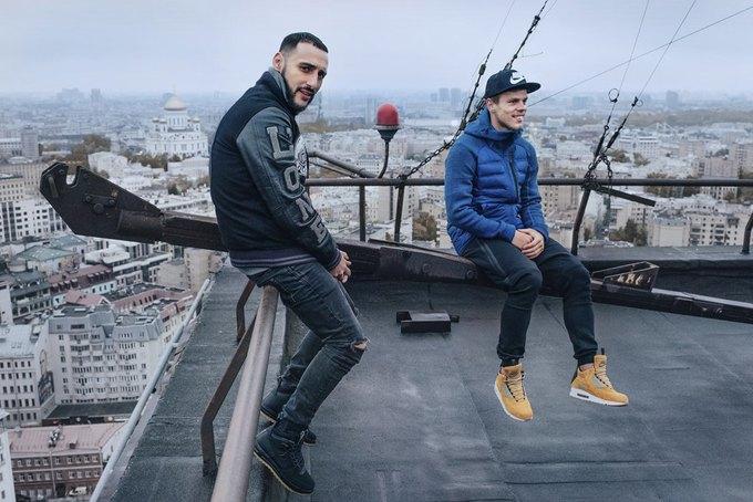 Катя Шилоносова, Mujuice и другие российские звезды в кампании Nike. Изображение № 7.
