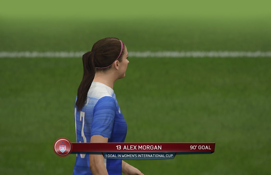 Футболистки клуба «GirlPower» играют в FIFA 16. Изображение № 3.