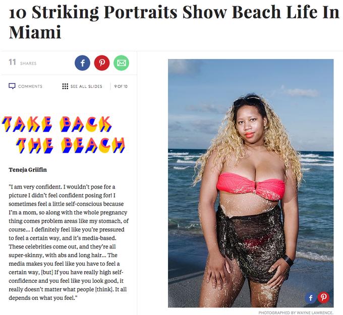 13 женщин показали свое настоящее «пляжное тело». Изображение № 5.