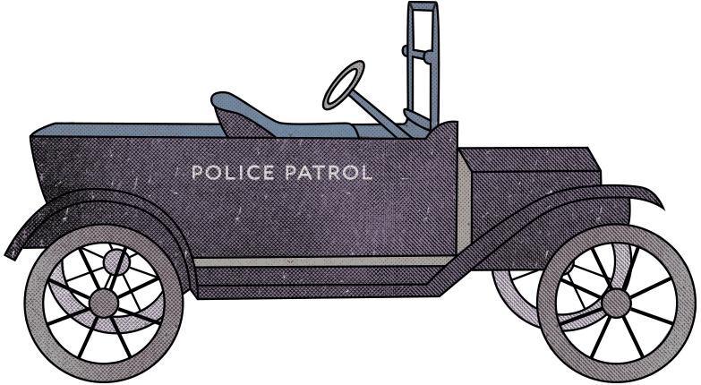 Наше дело: Как появились женщины-пожарные, полицейские и священники. Изображение № 4.