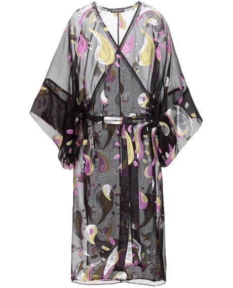 И пальто, и платье:  10 лёгких халатов на лето. Изображение № 9.