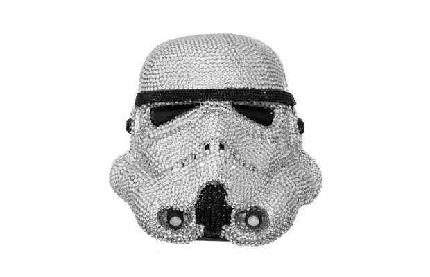 В Лондоне открылась выставка арт-шлемов штурмовиков. Изображение № 1.