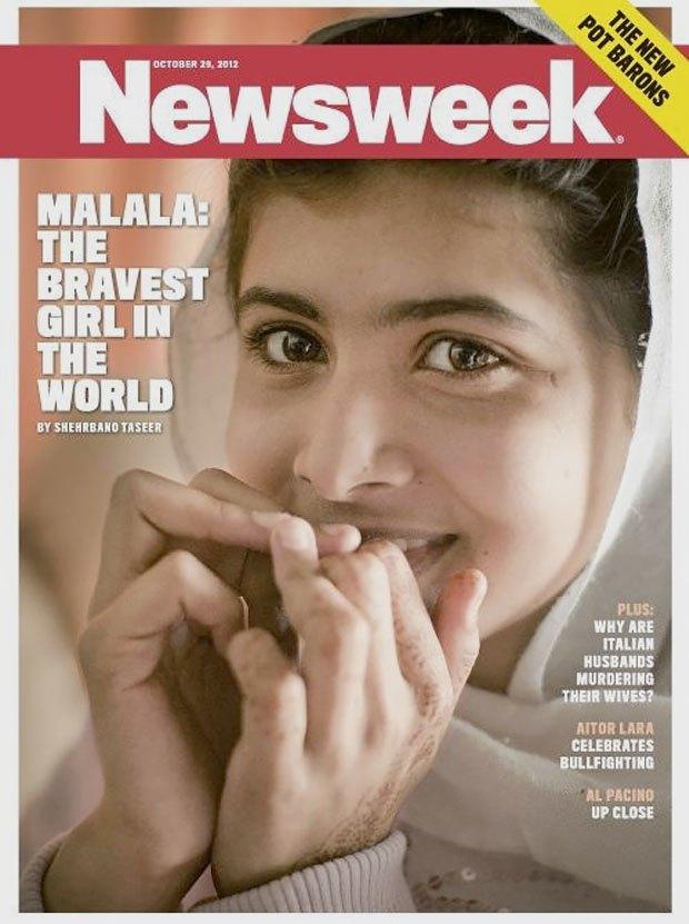 Нобелевская лауреатка малала юсуфзай