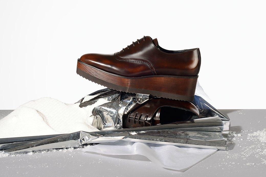 Что носить:  7 пар ботинок  на платформе. Изображение № 1.
