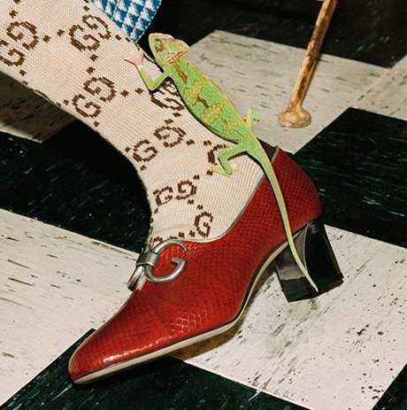 Танцуют все: Кампания Gucci, вдохновлённая 60-ми. Изображение № 9.