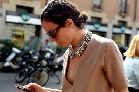 Детали: Milan Fashion Week. Изображение № 35.