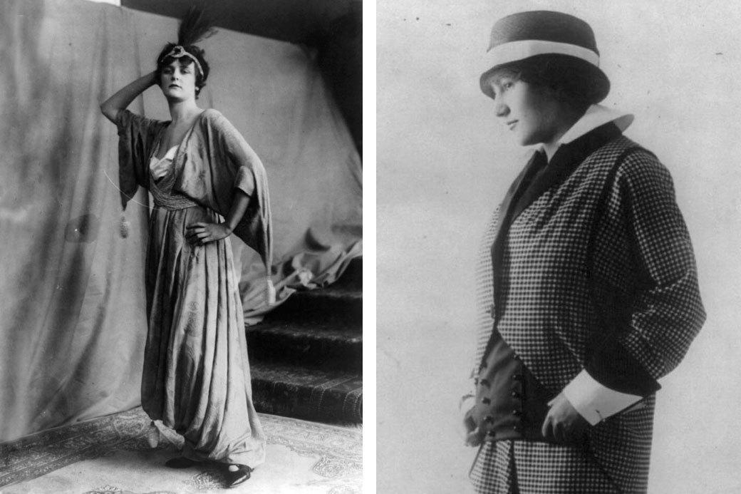 Как возрождаются легендарные дома моды начала XX века. Изображение № 1.