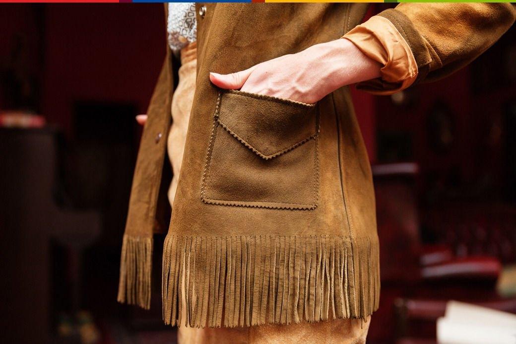 Психоделия: Дизайнер обуви Джорджи Би и ее коллекция винтажа. Изображение № 33.