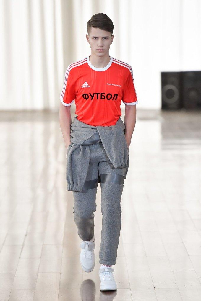 Гоша Рубчинский представил коллаборацию с adidas Football. Изображение № 7.