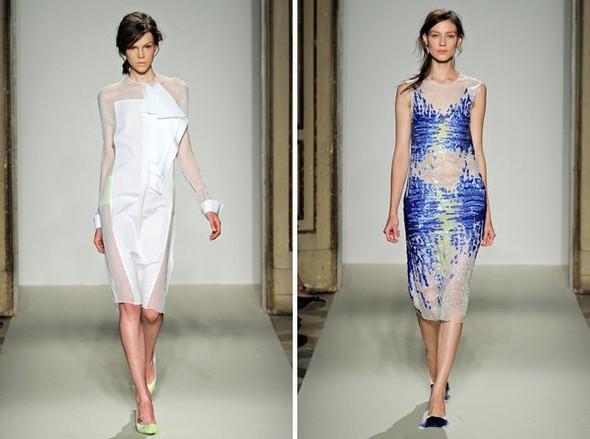 Показы Milan Fashion Week SS 2012: День 3. Изображение № 12.
