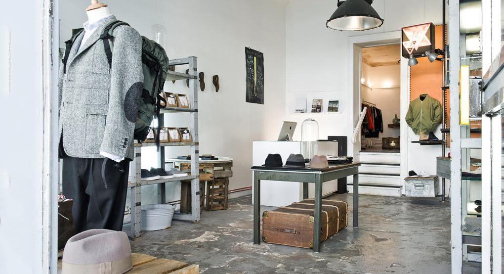 5 магазинов уличной одежды в Берлине. Изображение № 2.