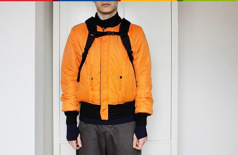 Война и мир: Студент Saint Martins о своей коллекции милитари-одежды. Изображение № 8.