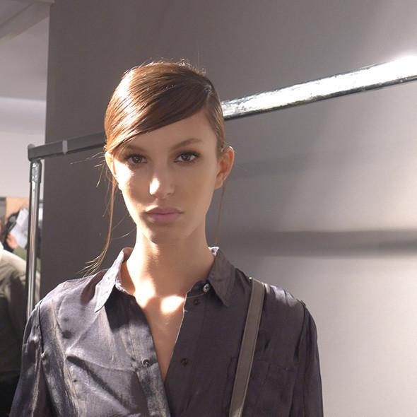 Изображение 33. Milan Fashion Week: бэкстейдж Alberta Ferretti.. Изображение № 24.