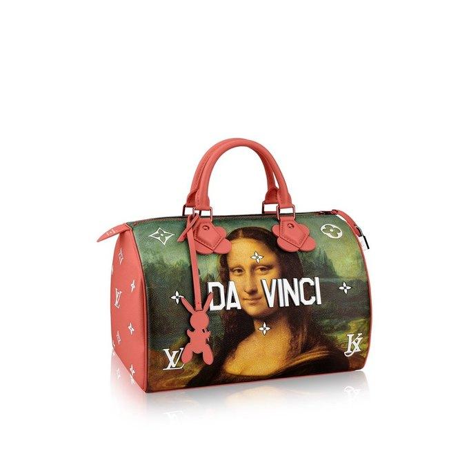 Джефф Кунс создал коллекцию сумок для Louis Vuitton. Изображение № 4.