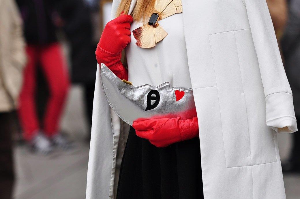 Гости Парижской недели моды FW13, часть 2. Изображение № 26.