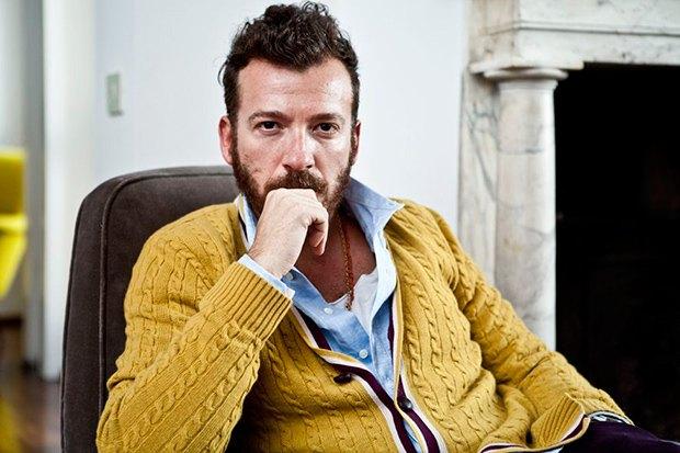 Андреа Помпилио, дизайнер мужской одежды. Изображение № 1.