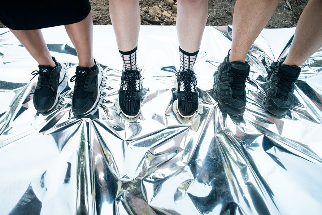 Женщины и кроссовки:  Революция  в маскулинной культуре . Изображение № 1.