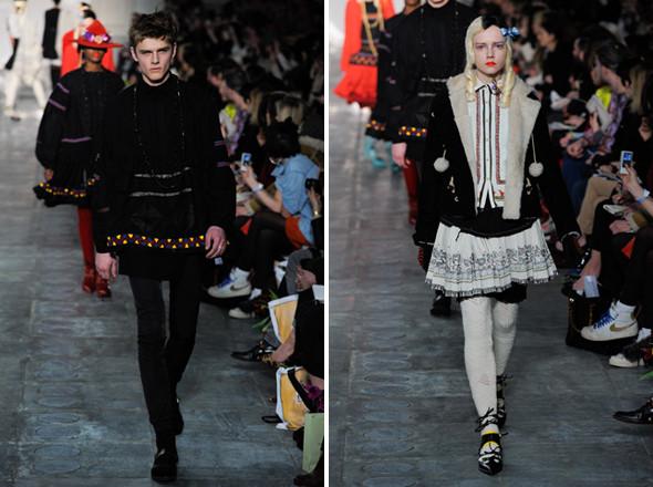Показы на London Fashion Week AW 2011: день 5. Изображение № 16.