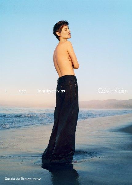 FKA twigs, Кендалл Дженнер и другие звёзды в кампании Calvin Klein. Изображение № 9.