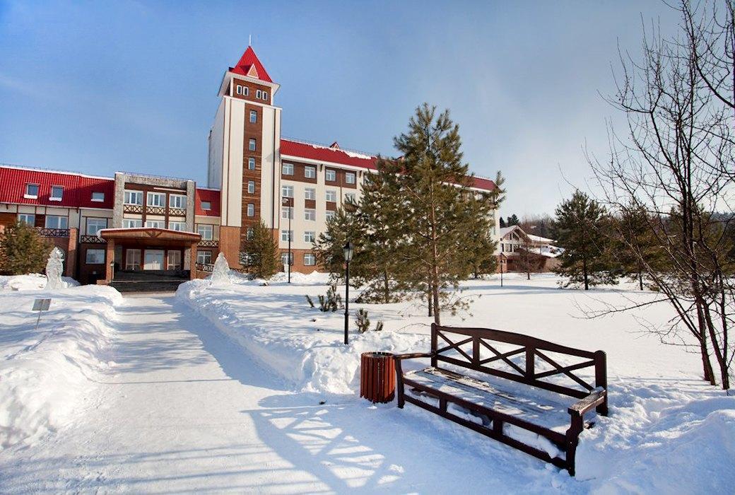 Куда поехать весной:  10 российских спа-отелей, где можно прийти в себя. Изображение № 10.