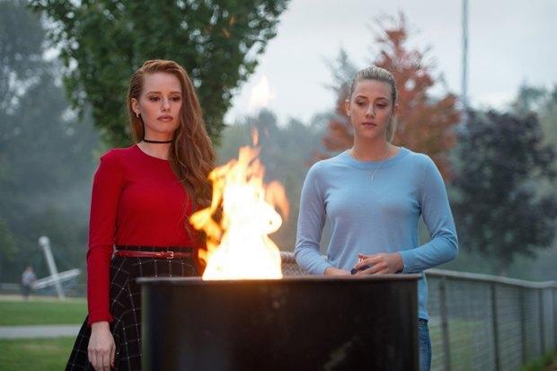 Сериал «Ривердэйл»: Подростковая драма в декорациях «Твин Пикса». Изображение № 9.