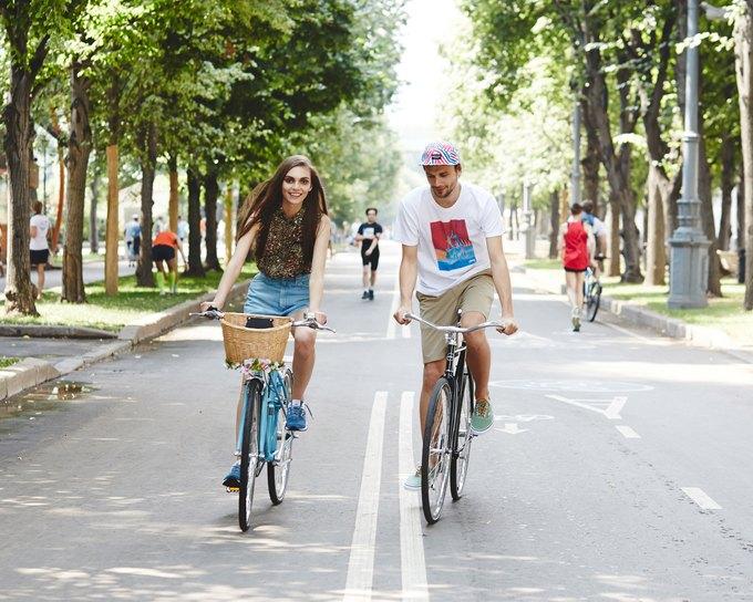 Kixbox и City Cycle выпустили второй совместный лукбук. Изображение № 10.