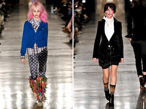 Показы на London Fashion Week AW 2011: день 3. Изображение № 24.