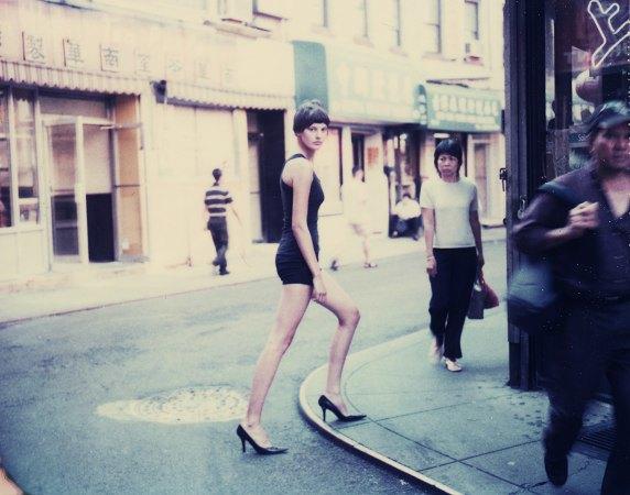 Аманда Мёрфи,  модель, открывшая  и закрывшая Prada. Изображение № 8.