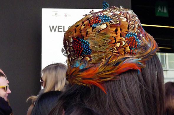 Изображение 32. Детали: Milan Fashion Week.. Изображение № 29.