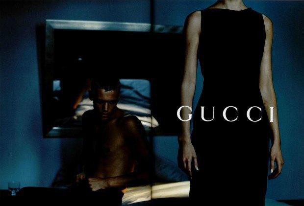 Рекламная кампания Gucci весна-лето — 1998. Изображение № 18.