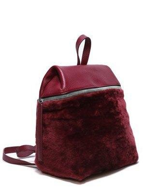 Плюшевые рюкзаки и сумки  Kara. Изображение № 10.