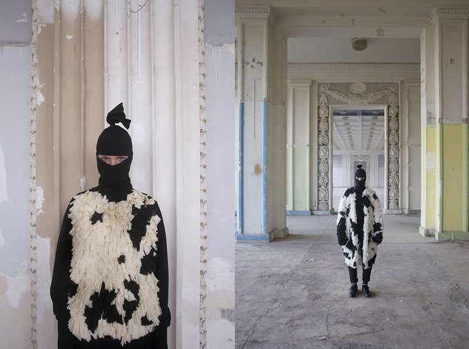 Nina Donis показали мудборд и эскизы новой коллекции. Изображение № 17.