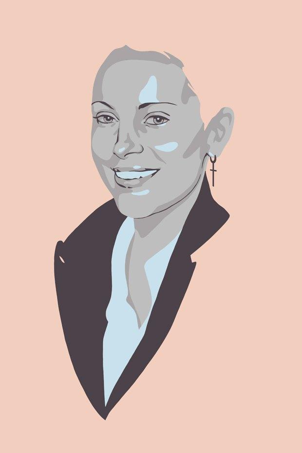 Юлия Аксенова, куратор  Центра «Гараж». Изображение № 2.