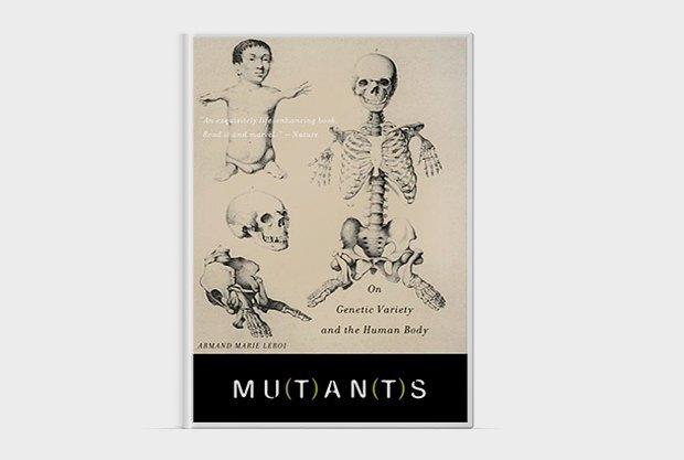 10 книг про эволюцию, мутации и трасформацию тела. Изображение № 10.
