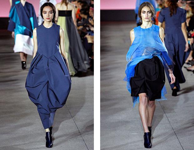 Парижская неделя моды: Показы Kenzo, Celine, Hermes, Givenchy, John Galliano. Изображение № 35.