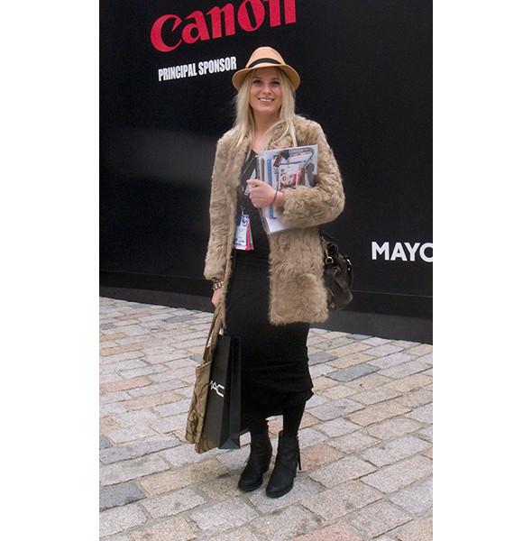London Fashion Week: день первый — луки. Изображение № 5.