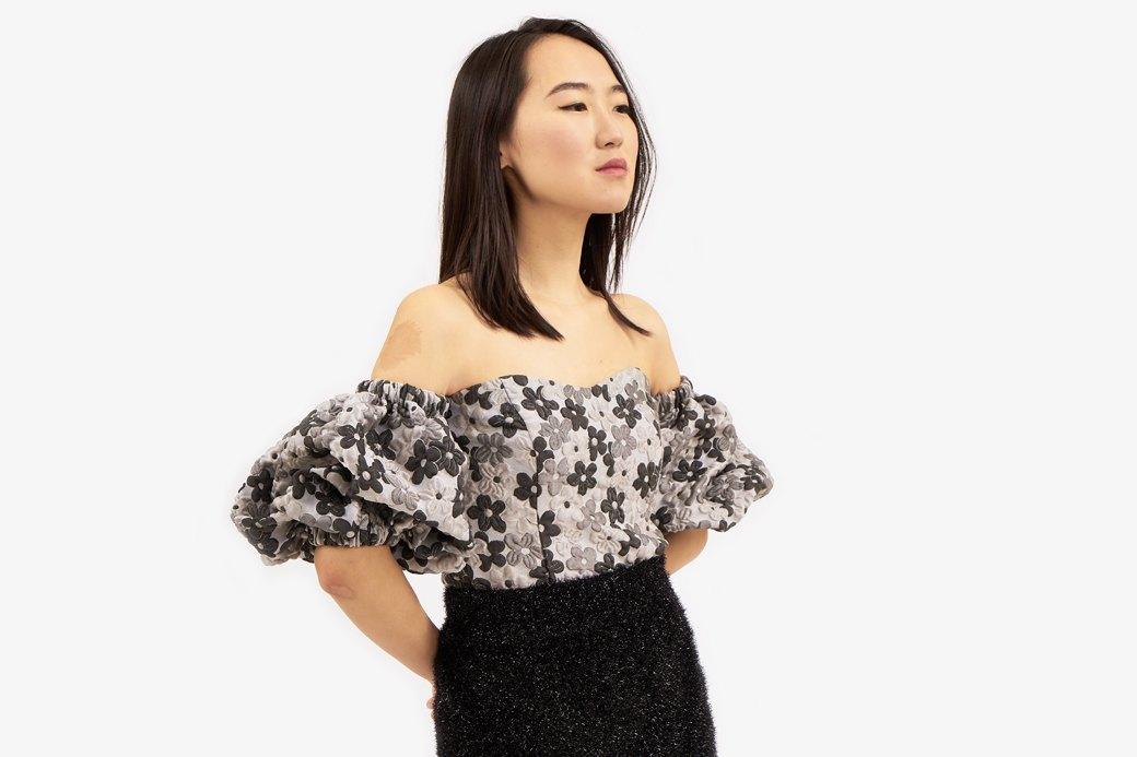 Cтарший редактор моды Glamour Иляна Эрднеева о любимых нарядах. Изображение № 1.