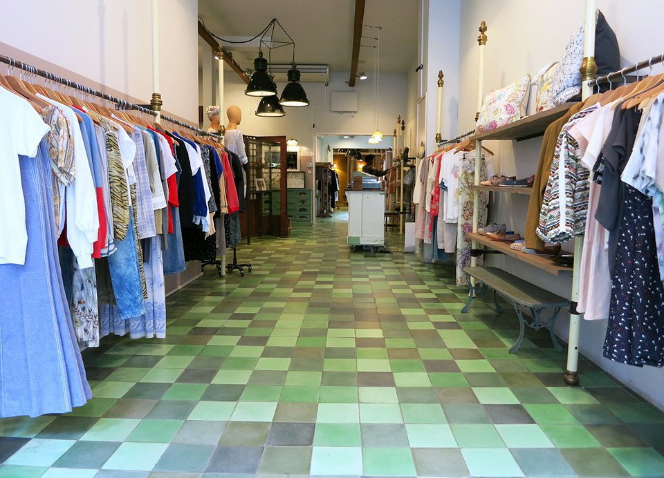По каким магазинам ходить в Амстердаме. Изображение № 53.