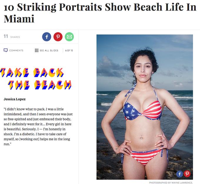 13 женщин показали свое настоящее «пляжное тело». Изображение № 6.
