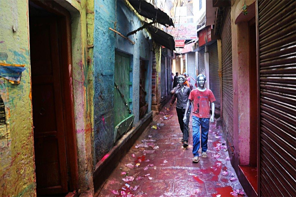 Как путешествовать  в одиночку: 9 месяцев  в Индии и Непале . Изображение № 19.