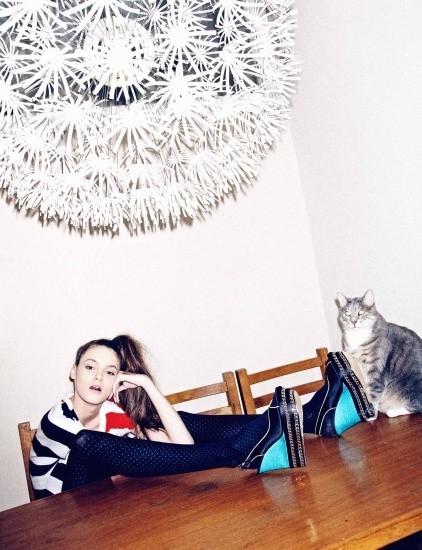 Новые лица: Креми Оташлийска, модель. Изображение № 29.