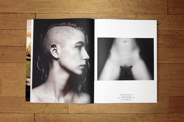 Проект «Inked», фотограф Эди Слиман. Изображение № 15.
