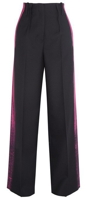 Широкие брюки в осенне-зимних коллекциях. Изображение № 17.