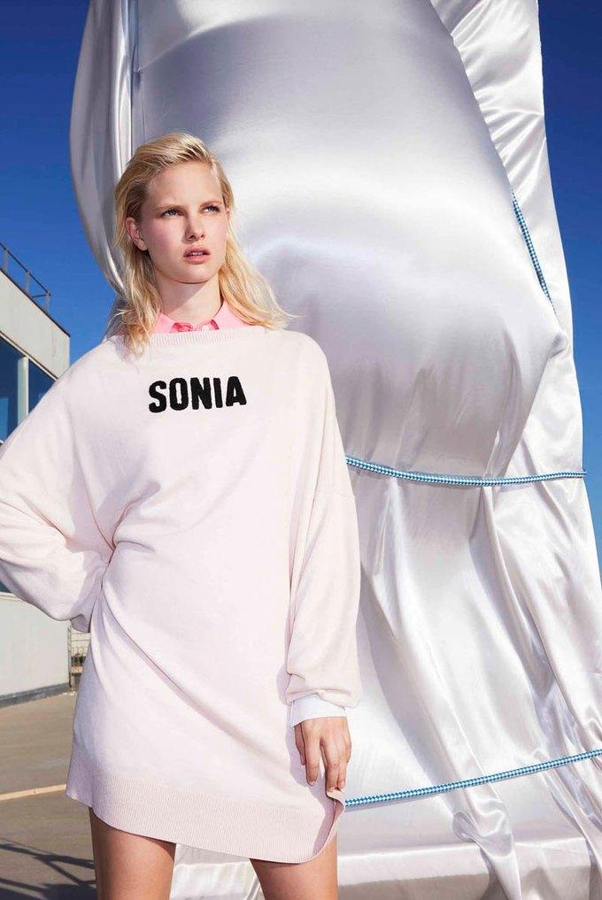 Пастель и полоска в новой коллекции Sonia by Sonia Rykiel. Изображение № 19.