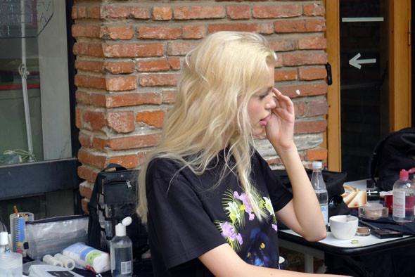 Milan Fashion Week: Репортаж c бэкстейджей Marni и Missoni. Изображение № 26.