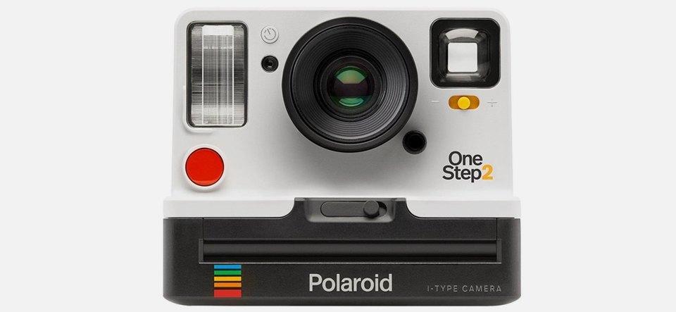 Улучшенная версия винтажного Polaroid. Изображение № 1.